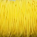 Elástico 2mm amarillo