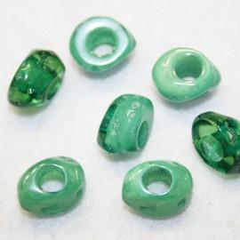 Resina paso 5,5mm verde