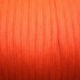 Paracord naranja 6mm