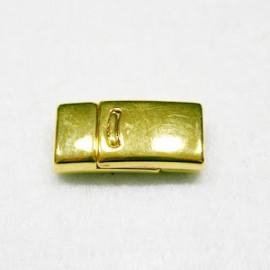 Cierre dorado para 10mm