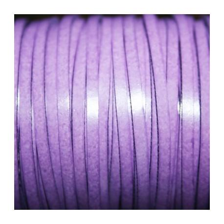 Cuero sintético plano 3mm violeta