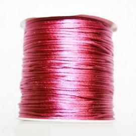 Cola de ratón rosa oscuro 1mm