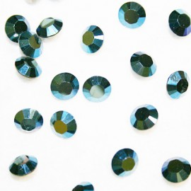Swarovski methalic blue 8,16mm