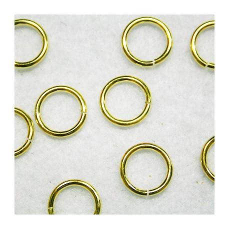 Anilla baño dorado 11mm