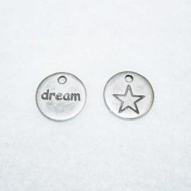 Chapita doble cara DREAM