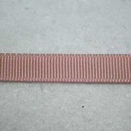 Cinta gros grain rosa nude 10mm