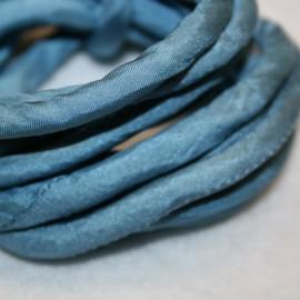 Seda tubular azul x cm