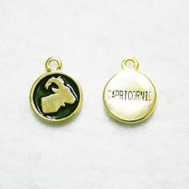 Zodiaco: Capricornio dorado