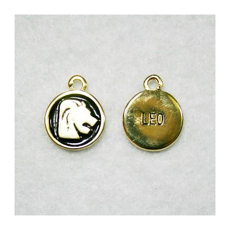 Zodiaco: Leo dorado