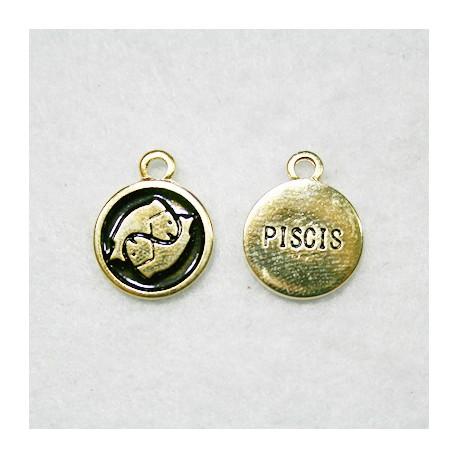 Zodiaco: Piscis dorado