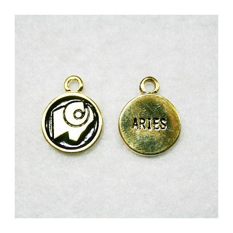 Zodiaco: Aries dorado