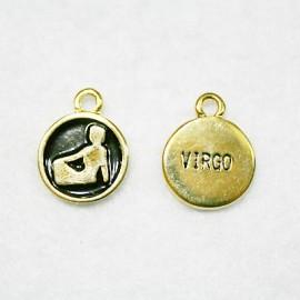 Zodiaco: Virgo dorado
