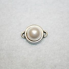 Conector con perla de 10mm