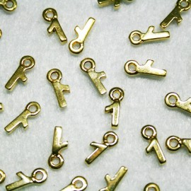 Numero 1 dorado