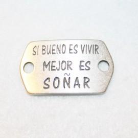 """Conector """"SI BUENO ES VIVIR..."""""""
