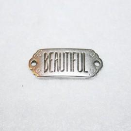 """Conector """"BEAUTIFUL"""""""