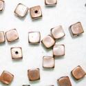 Cubo cobre