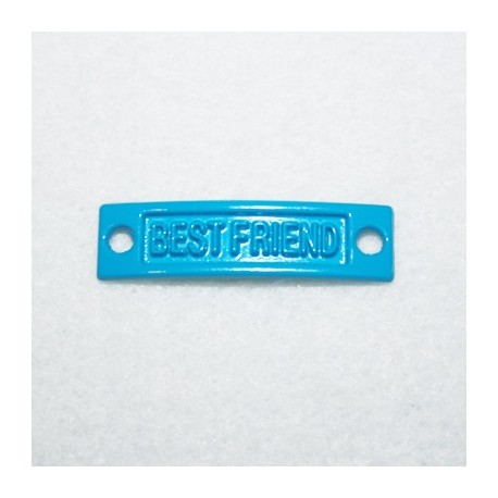 Conector best friend azul