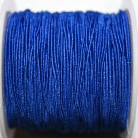 Elástico 1mm azul eléctrico