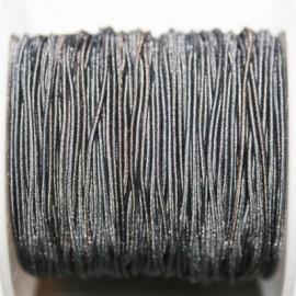 Elástico 1mm gris