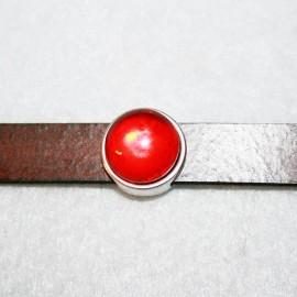 Paso c/resina roja