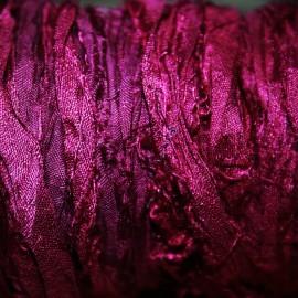 Tira seda rústica purple