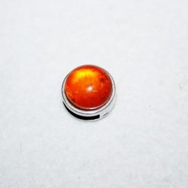 Paso c/resina naranja