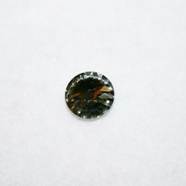 1- Swarovski Black Diam.12mm