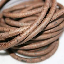 Corcho redondo marrón