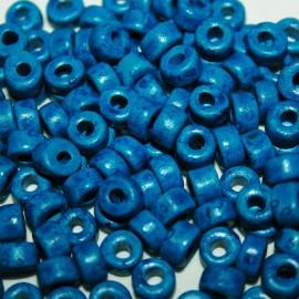Cerámica azul 25 unid.
