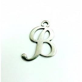 Letra mediana B