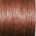Hilo algodón marrón 1mm