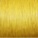 Hilo algodón amarillo 1mm