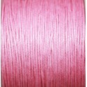 Hilo algodón rosa 1mm