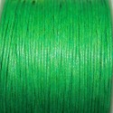 Hilo algodón verde 1mm
