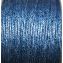 Hilo algodón azul marino 1mm