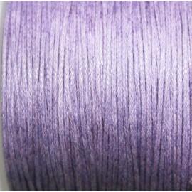 Hilo algodón lila