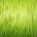 Hilo algodón verde claro 1mm