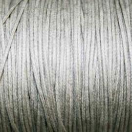 Hilo algodón gris