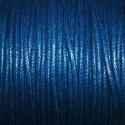 Hilo algodón azul 2mm
