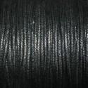 Hilo algodón negro 2mm