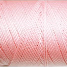 Hilo poliester rosa