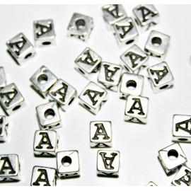 Cubo letra A