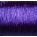 Hilo macramé violeta