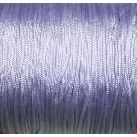 Hilo macramé lila x 10 metros