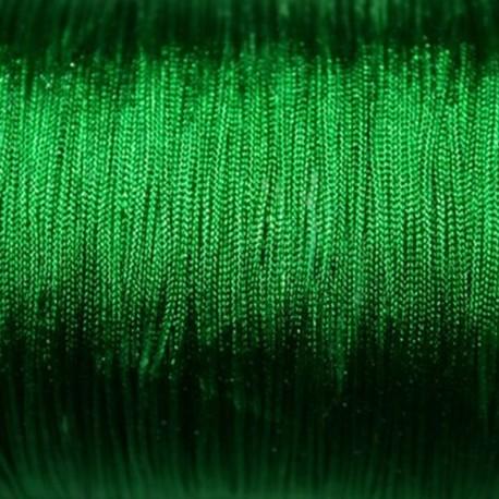 Hilo macramé verde x 10 metros