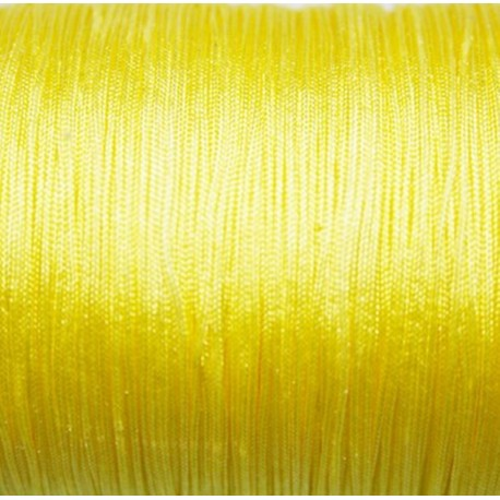 Hilo macramé amarillo