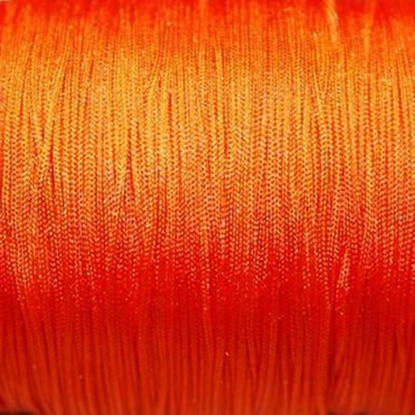 Hilo macramé naranja