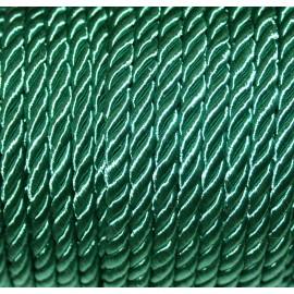 Pasamanería 5mm verde