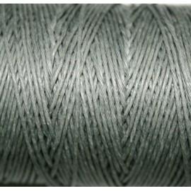 Hilo algodón 0.5mm gris
